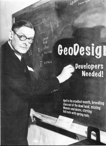 T.S. Elliott on GeoDesign