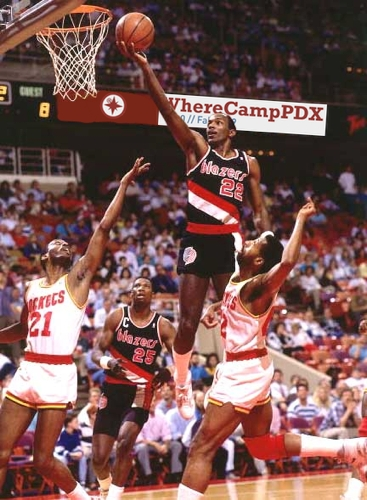 Even Clyde the Glide Drexler will probably show for WhereCampPDX