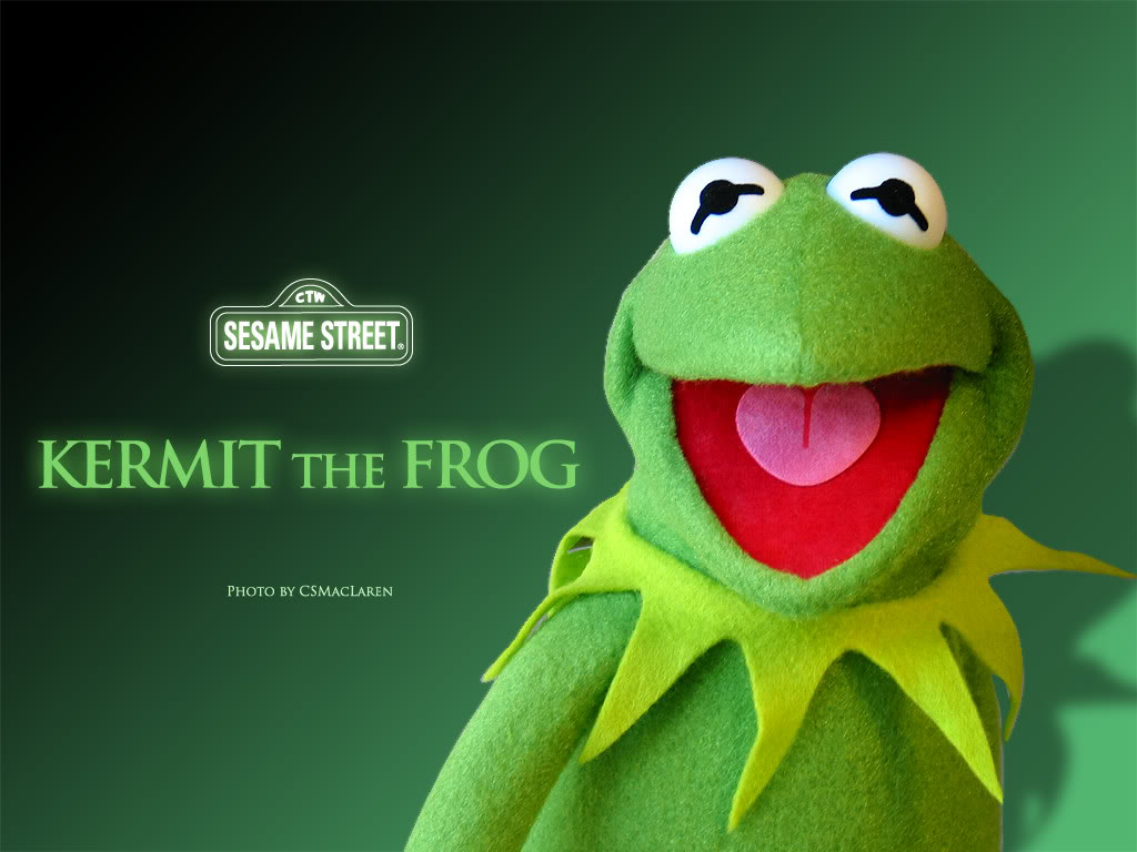 Kermit Frog Character Quotes