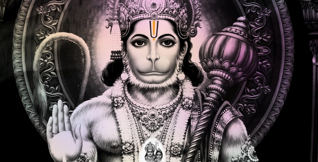 The legend behind Hanuman Chalisa