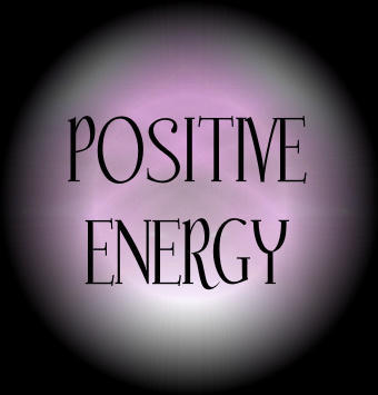 Start attracting positive energy