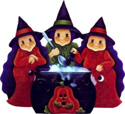 Image result for 3 witches