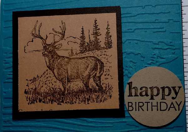 Birthday Masculine Happy