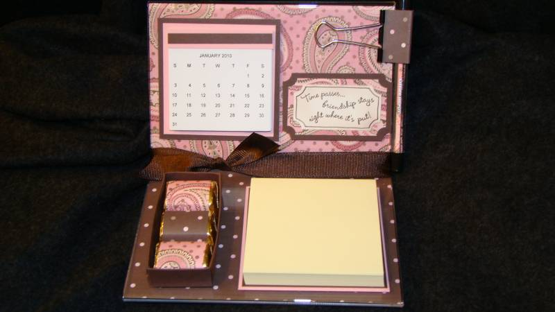 Acrylic Post It Note Holderframe By Craftsrlb At