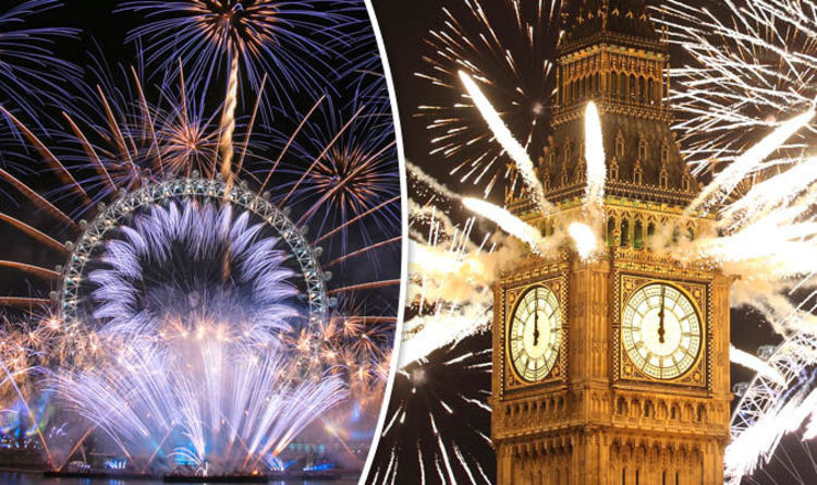 New Year s Eve 2016 London fireworks  How to watch the display LIVE     New Year s Eve 2016 London fireworks  How to watch the display LIVE online    Express co uk