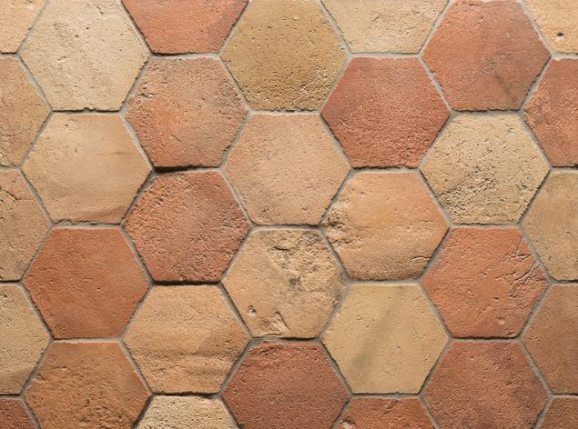 terracotta tile floors do not rip