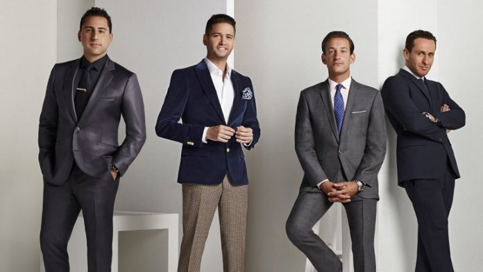 Million Dollar Listing Los Angeles  Source: Hollywood Reporter