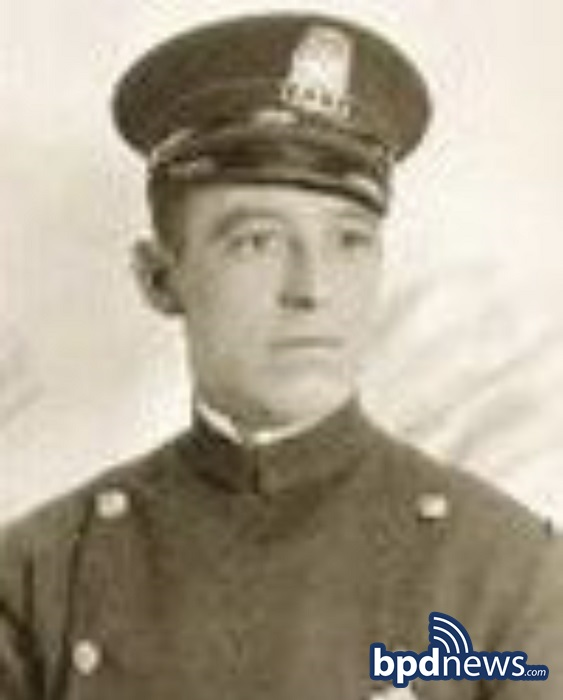 Detective James J. Troy