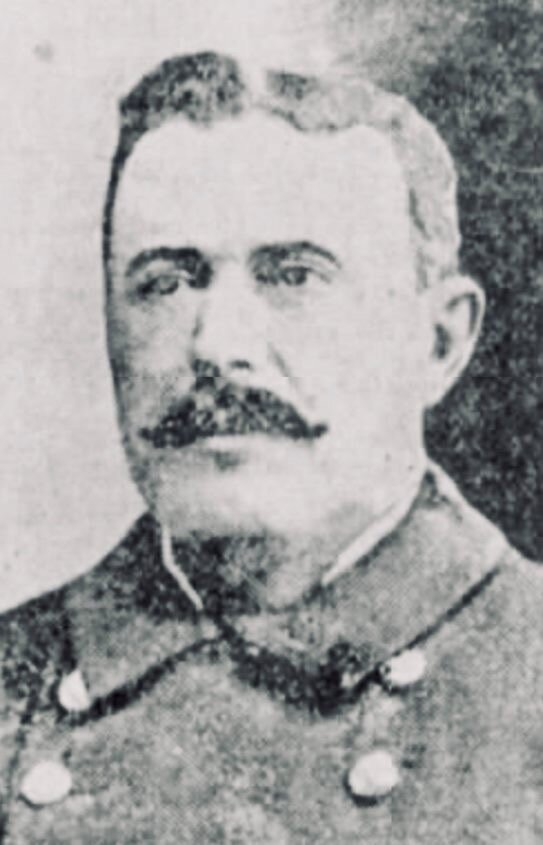 OFFICER WALTER E. HARRIS