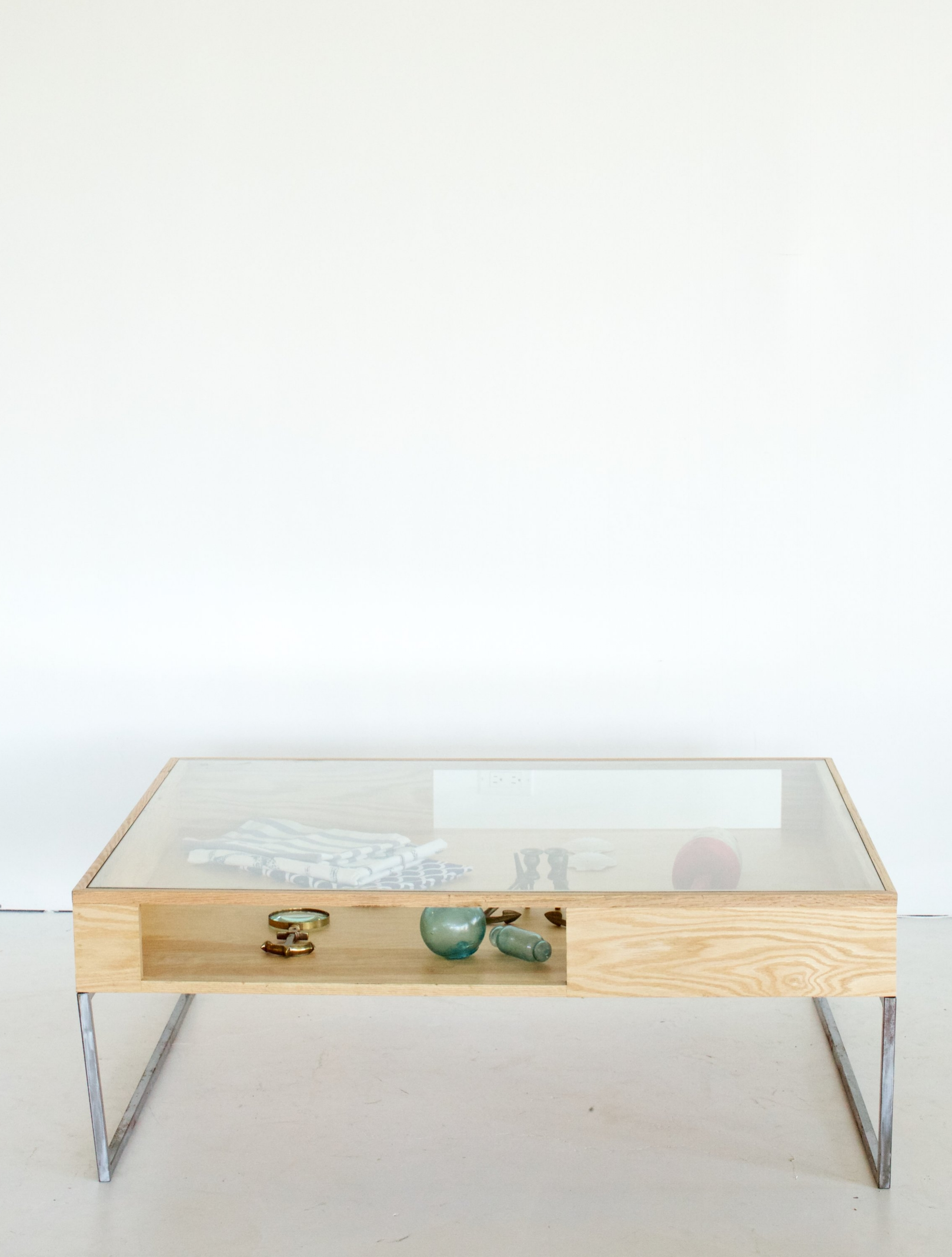 shadow box coffee tables signature boutique event rentals maui hawaii