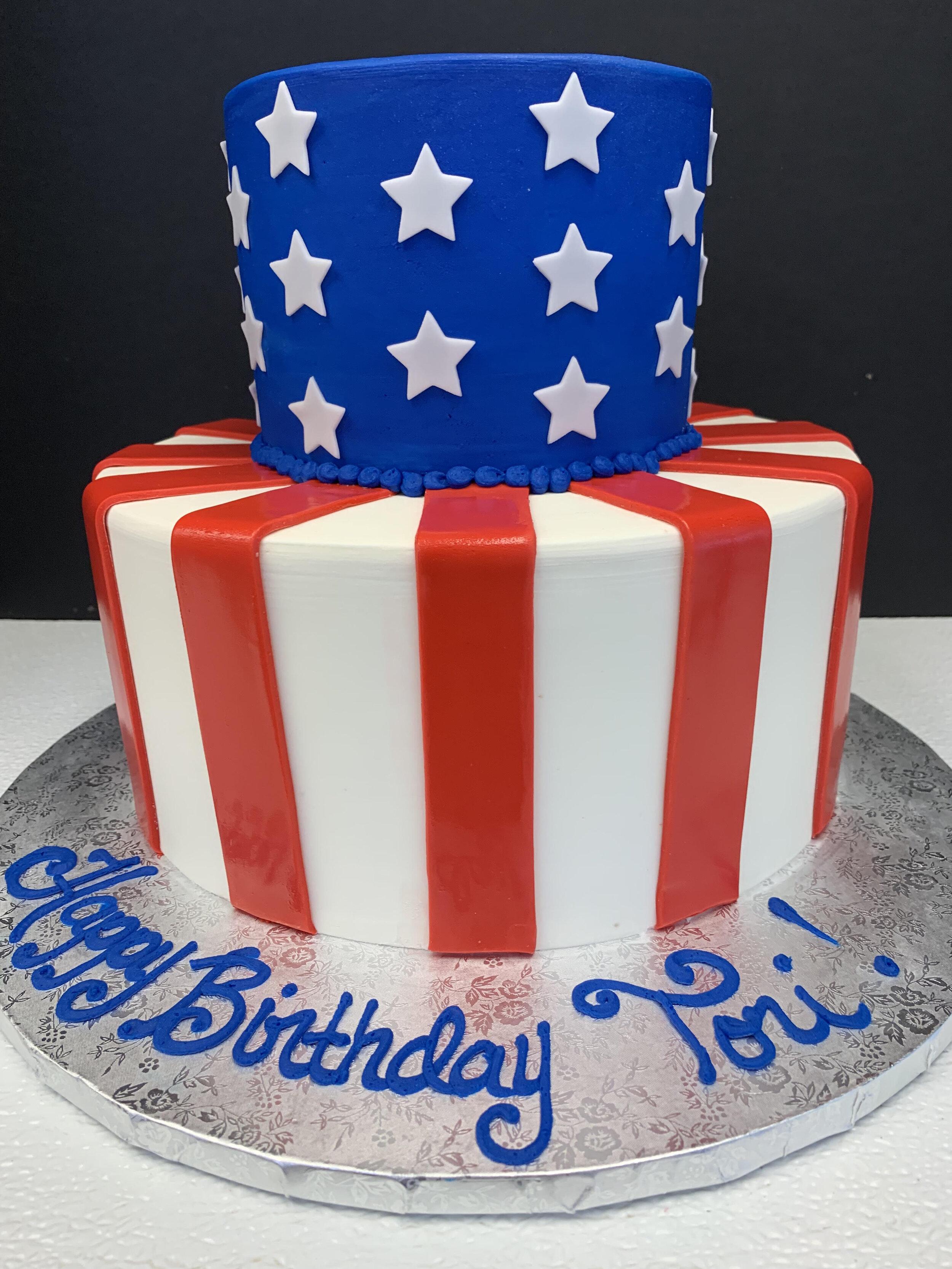 Birthday Tier Cakes Sophisticakes