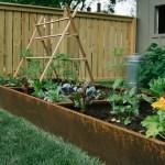 Corten Steel Raised Garden Beds Ohcarlene