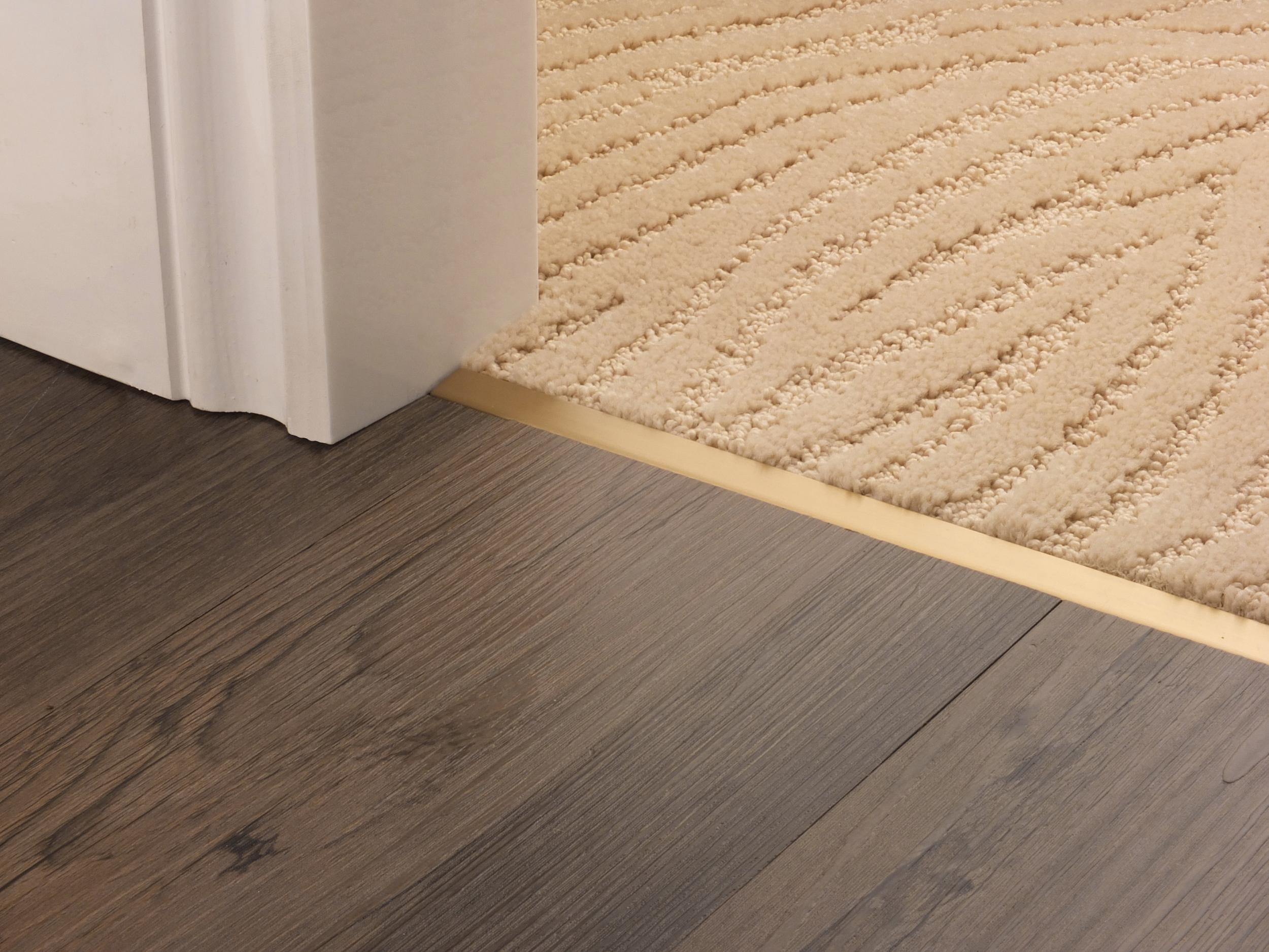 square carpet to hardfloor