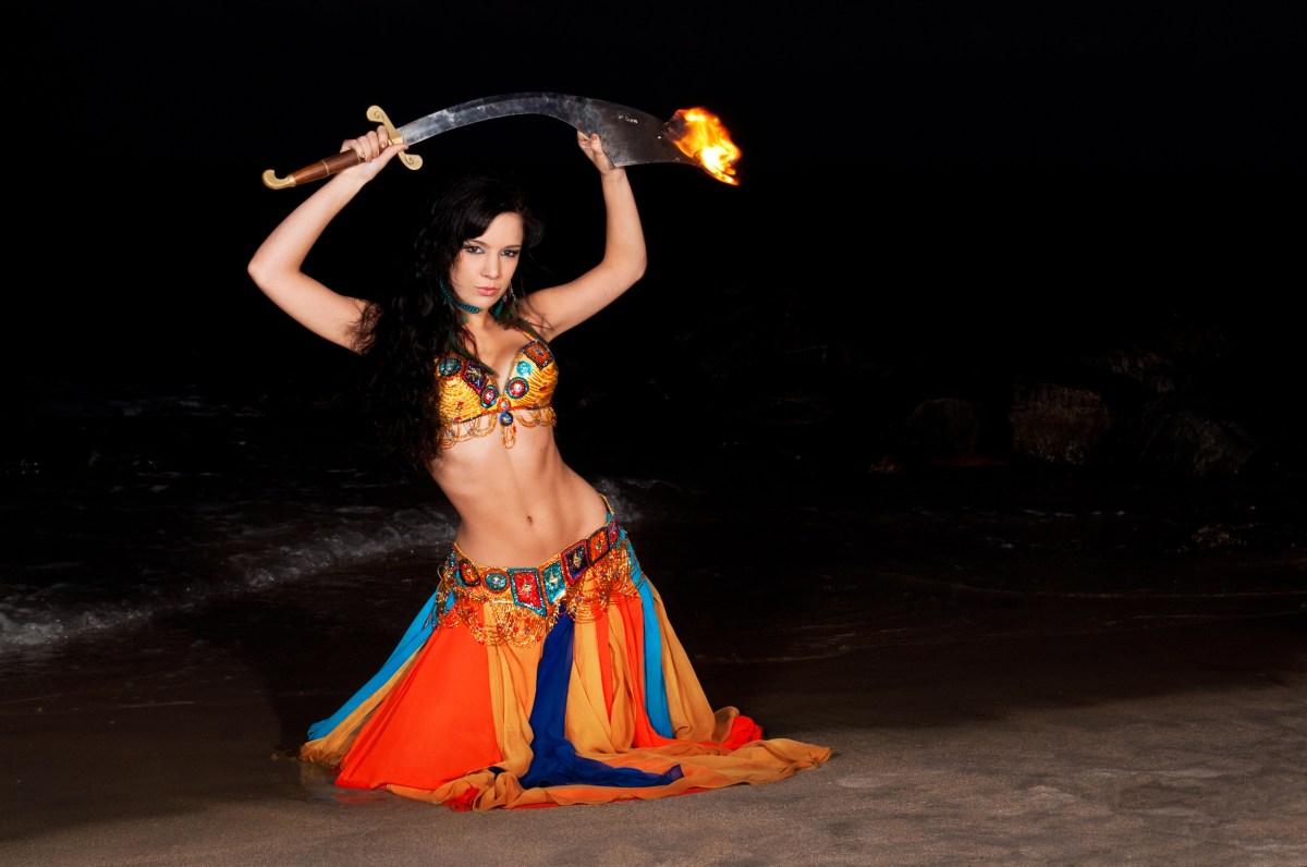 Cheeky Belly dancer, fire dancer, bollywood dancer for south ...