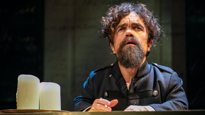 Peter Dinklage to Star in Director Joe Wright's CYRANO Musical Film  Adaptation for MGM — GeekTyrant