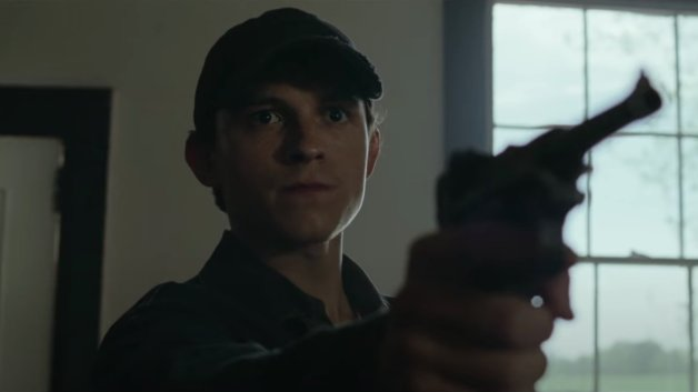 Intense Trailer for Netflix's Great-Looking Film THE DEVIL ALL THE TIME with Tom Holland and Robert Pattinson — GeekTyrant
