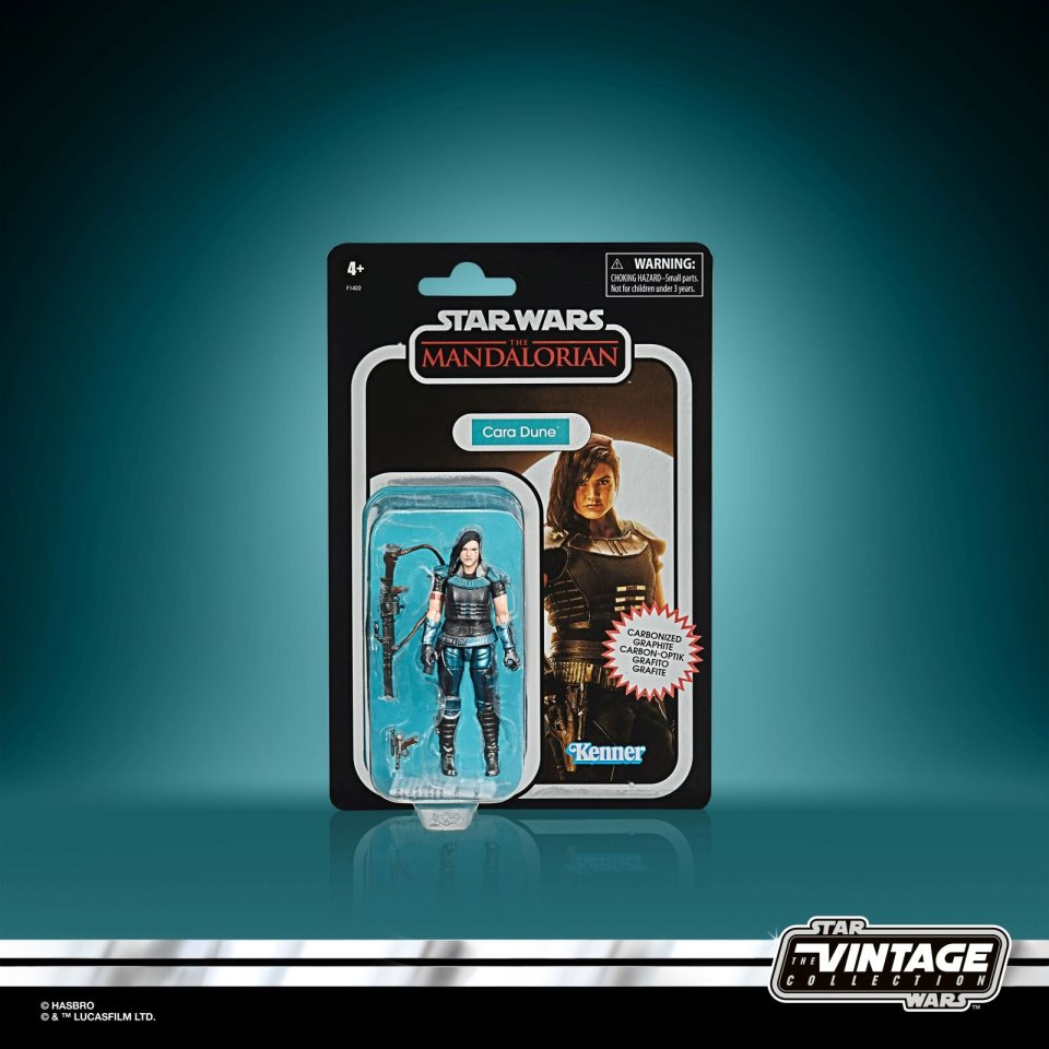 STAR WARS THE VINTAGE COLLECTION CARBONIZED COLLECTION 3.75-INCH CARA DUNE - inpck.jpg