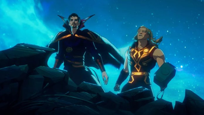 """New Mid-Season Trailer for Marvel's WHAT IF...? - """"There Is Still Hope in  the Multiverse"""" — GeekTyrant"""