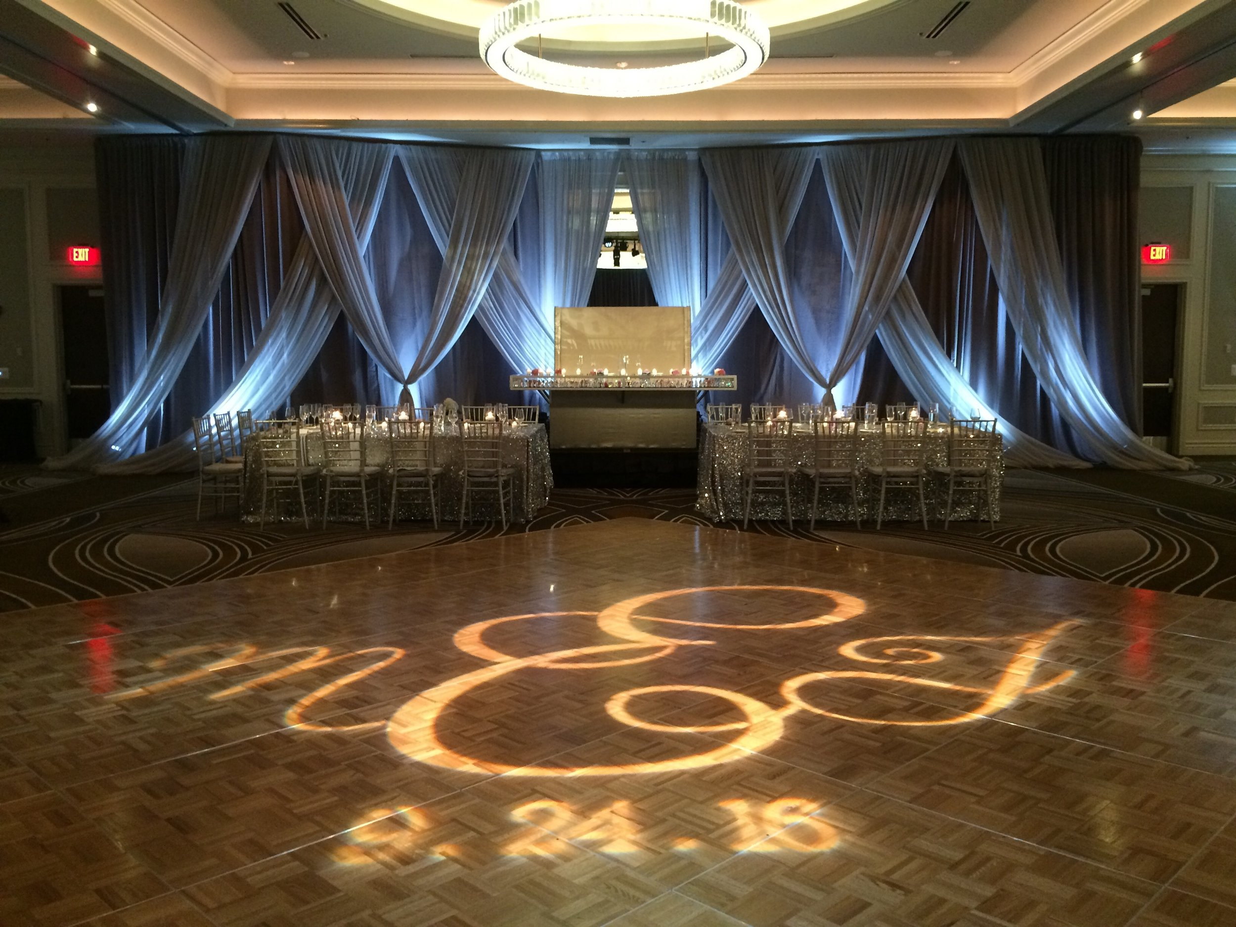 nashville event lighting