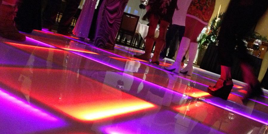 usa dance floor california rentals
