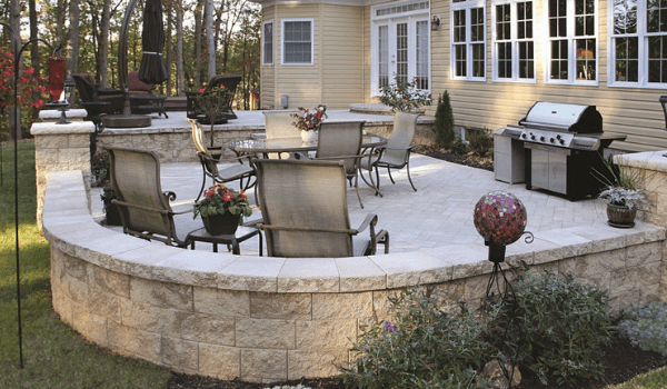 stone patios ideas benefits and more