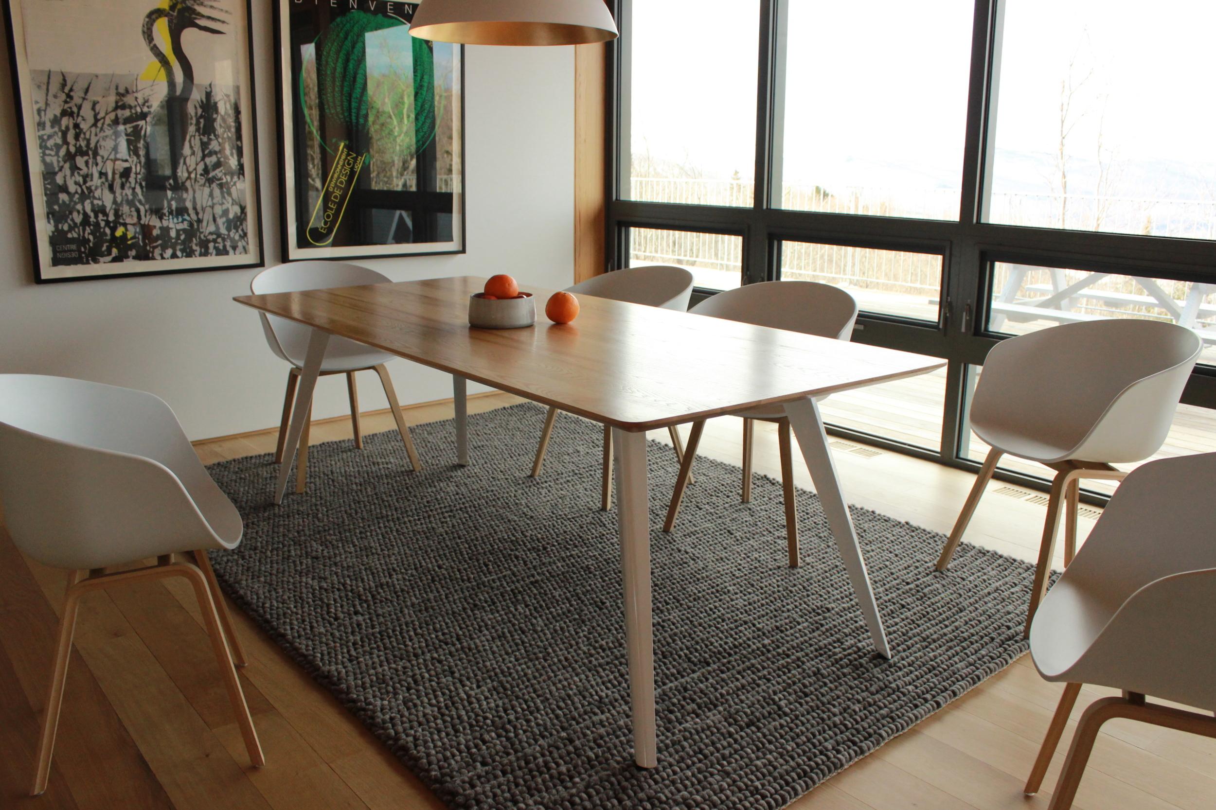 table fly 8 coop etabli