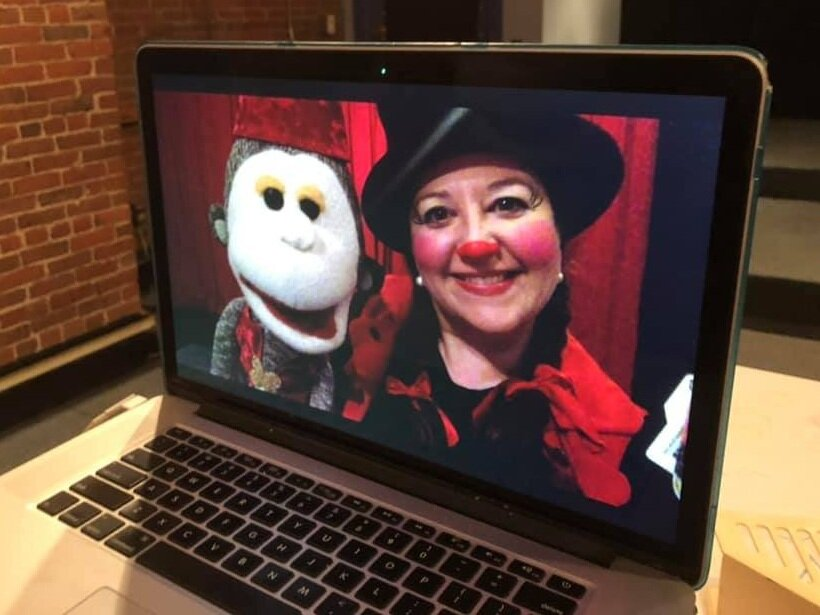 Virtual Birthday Parties Puppet Showplace Theater