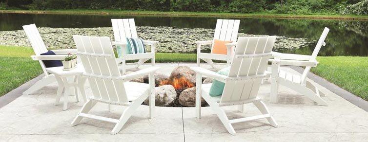 mayhew adirondack outdoor furniture