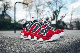 Nike Air More Uptempo '96 'Bulls'