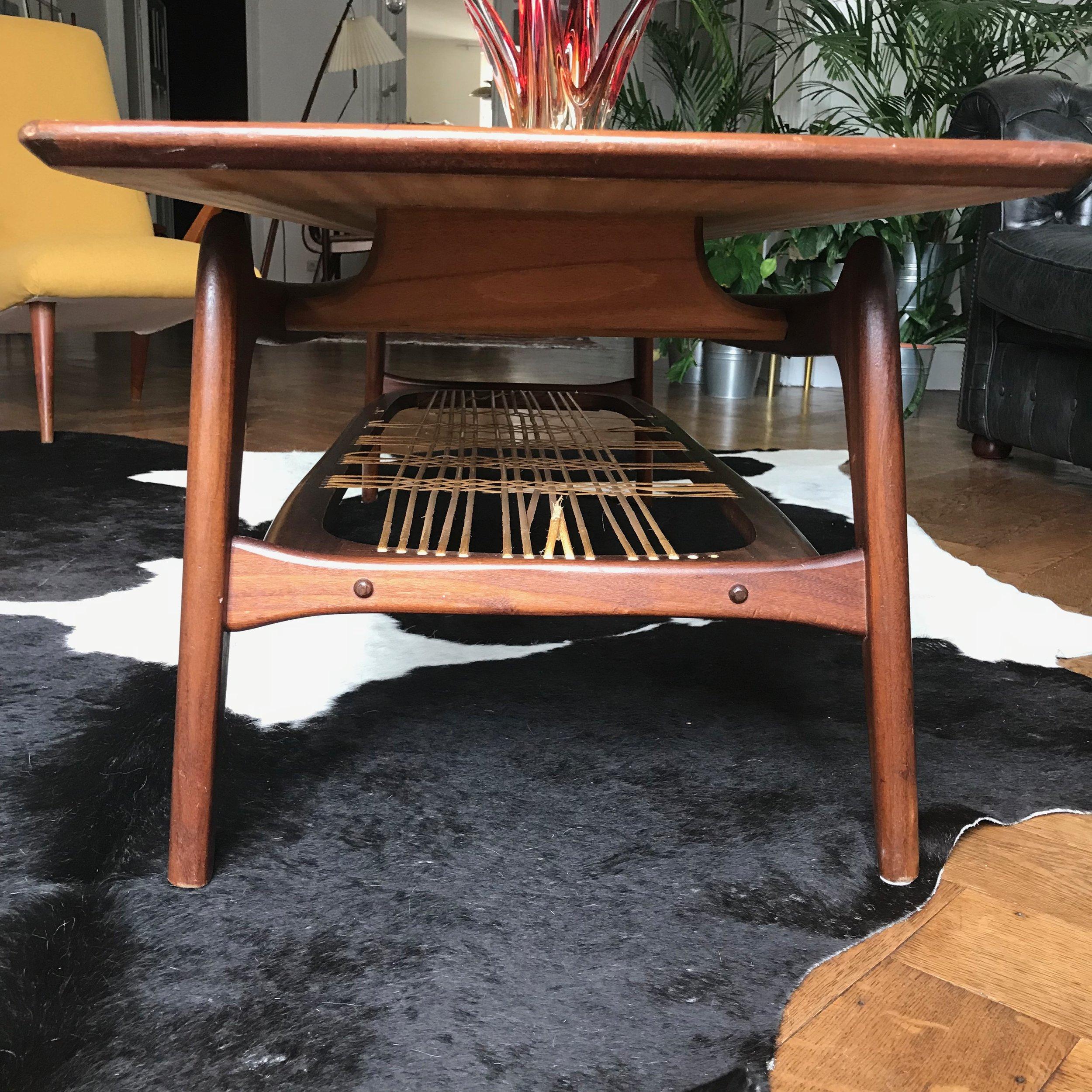 50 s coffee table equuss