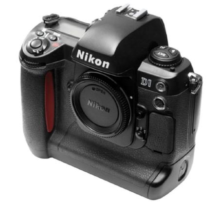 Nikon D1 sejarah kamera