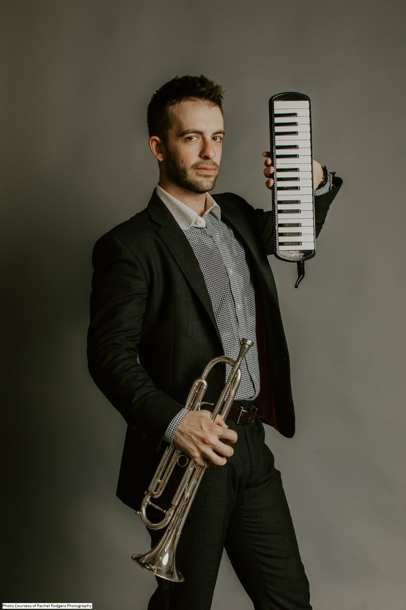 Image result for benny benack trumpet