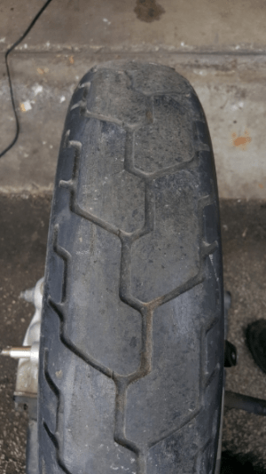Replace My Motorcycle Tires