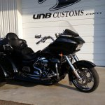 Hdtr The Best Independent Suspension Trike Kit For Harley Davidson Touring Models Unb Customs Trike Custom Shop