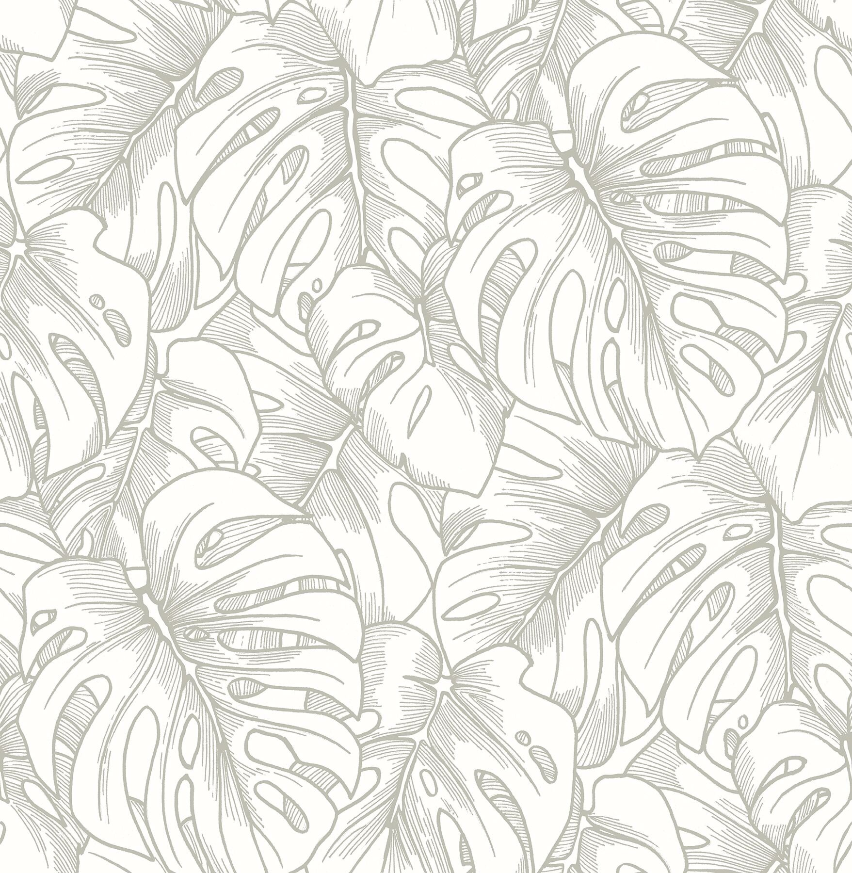 2964 87344 Balboa Botanical Wallpaper Jojo Design Studio