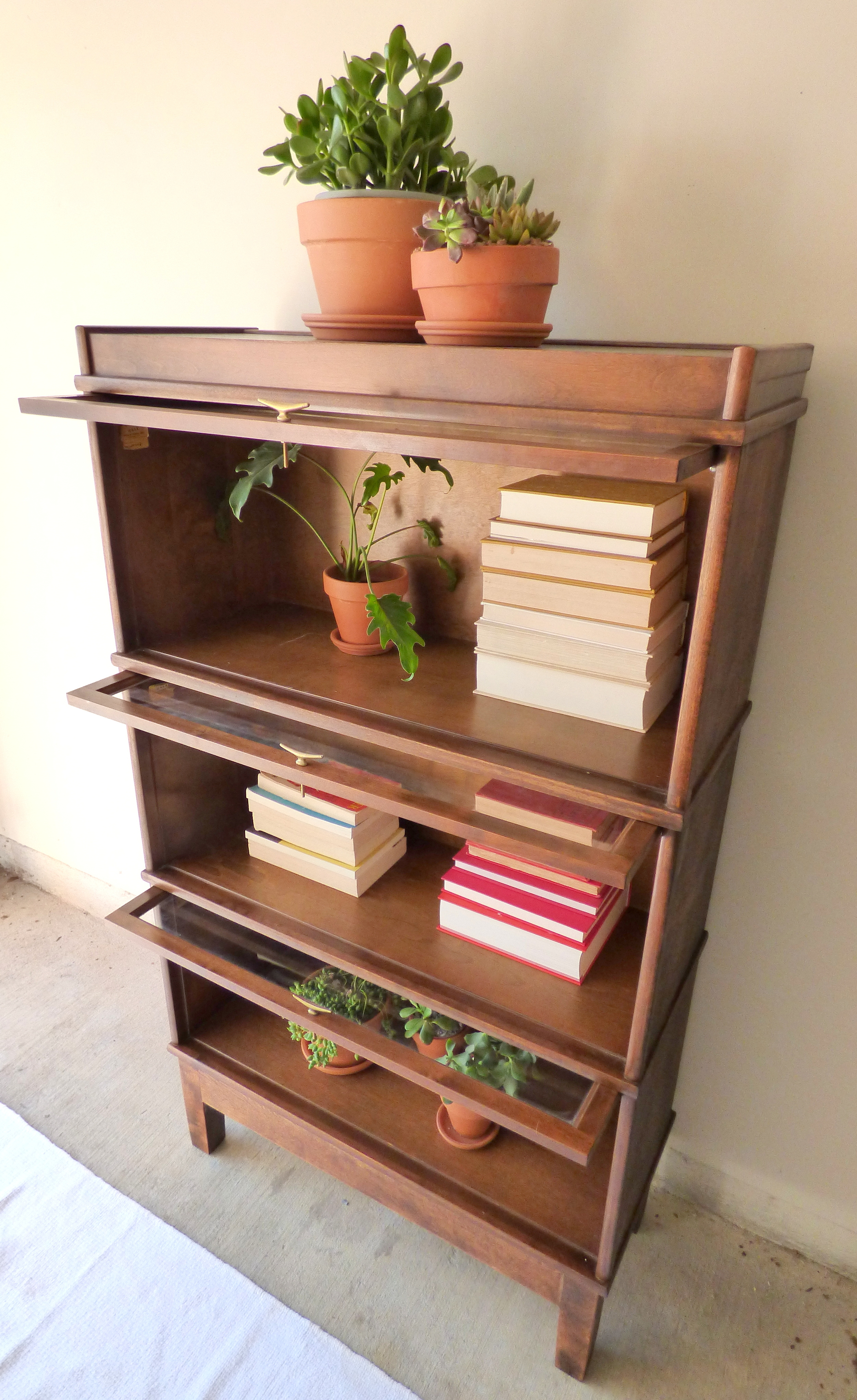 Barrister Bookcase A Subtle Makeover Stylemutt Home