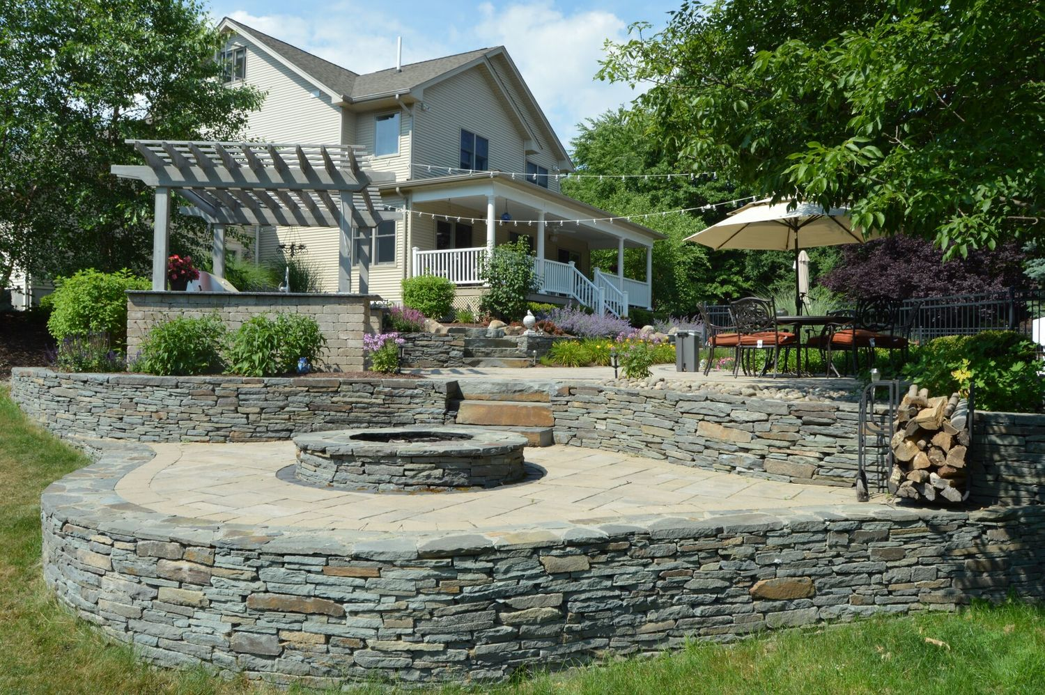 4 ideas for a stunning detached patio