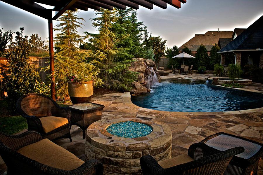 caviness oklahoma pool builders