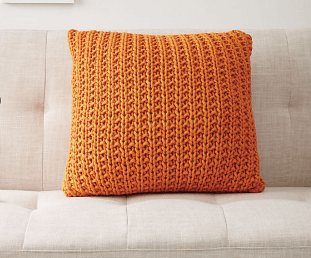 cushion knitting patterns