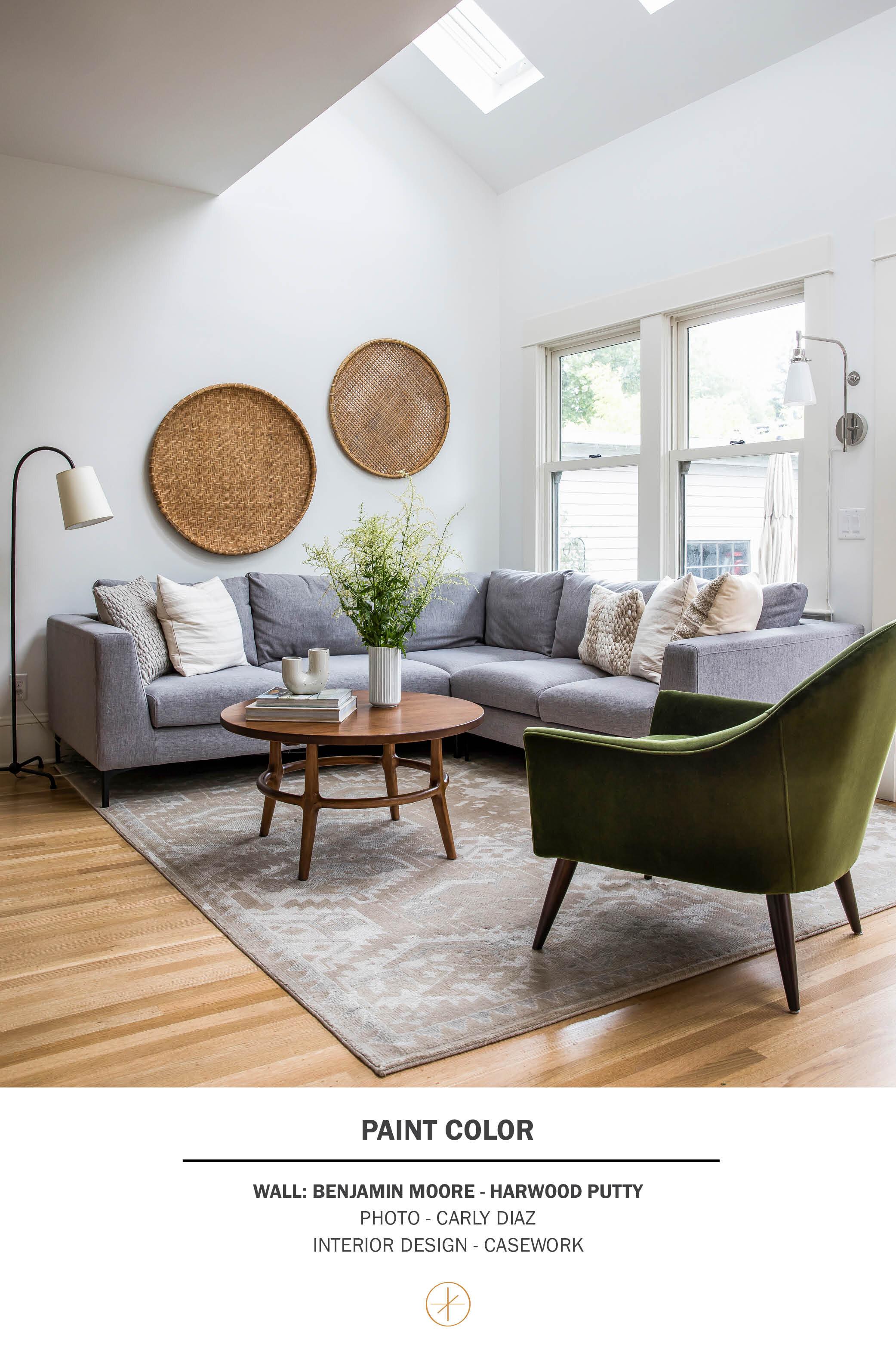 Favorite Interior White Paints Colors