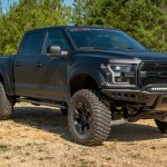Sca Ford Raptor Sca Performance Black Widow Lifted Trucks