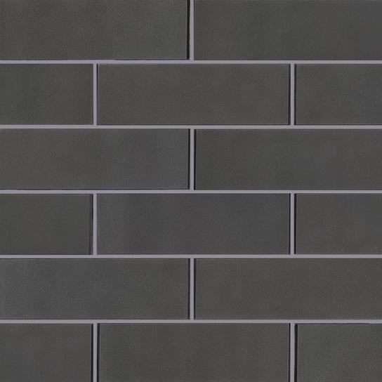 metallic gray glass subway tile 4x12 75 cabinets