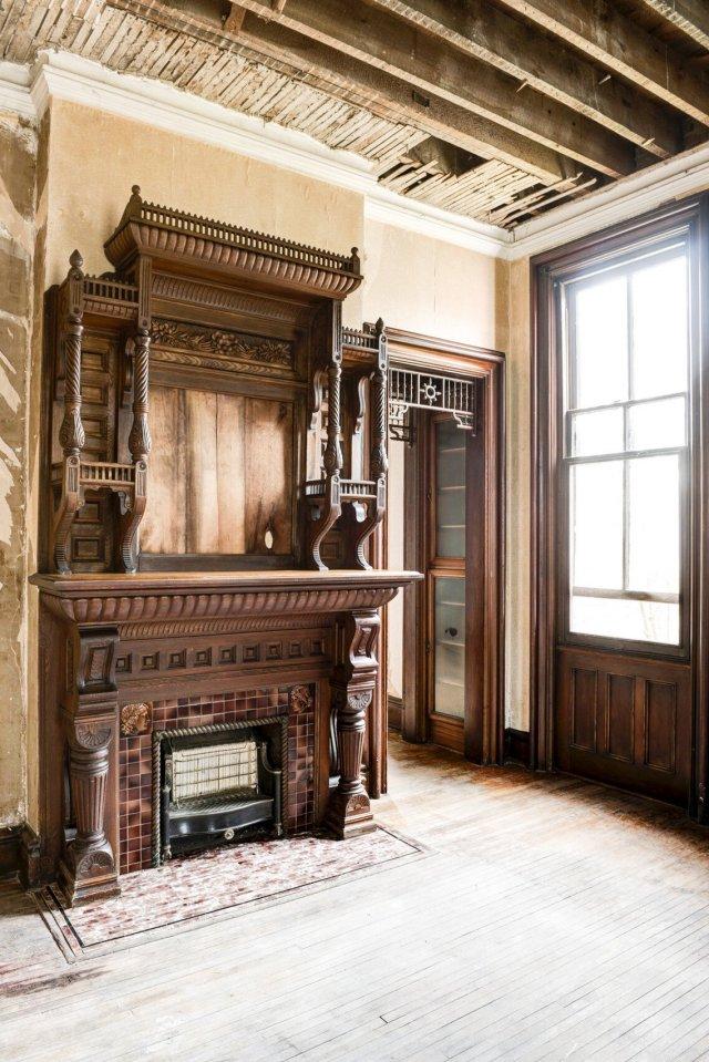 109 Interior Auburn NY Castle Home For Sale Auction Listings Real Estate Agent Broker Michael DeRosa .JPG