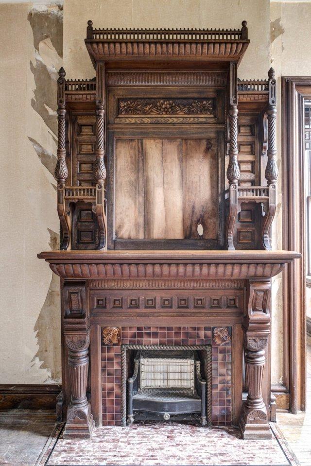 113 Interior Auburn NY Castle Home For Sale Auction Listings Real Estate Agent Broker Michael DeRosa .JPG