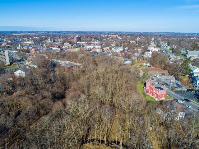 2 Aerial Auburn NY Castle Home For Sale Auction Listings Real Estate Agent Broker Michael DeRosa .JPG