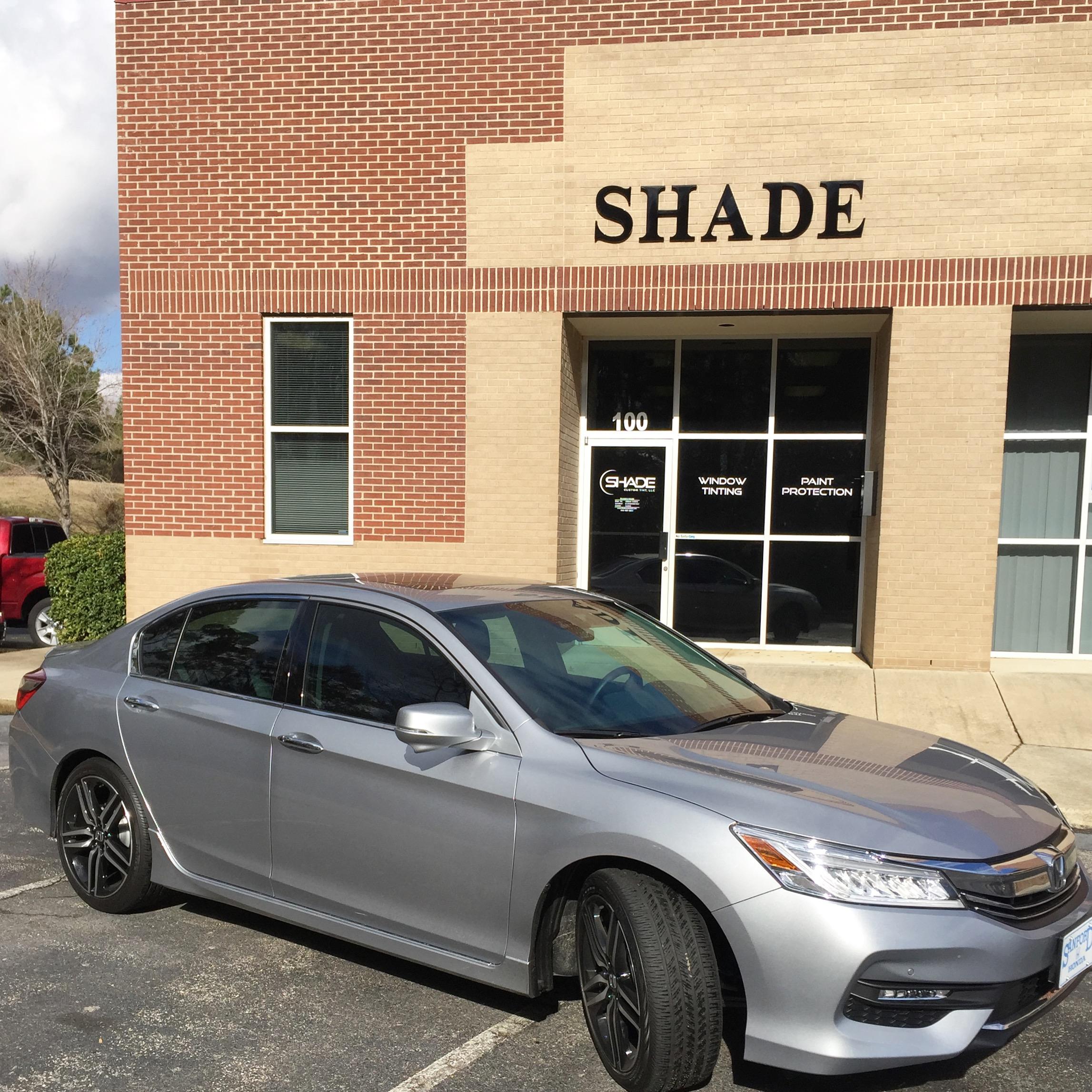Honda Accord Window Tinting Cost