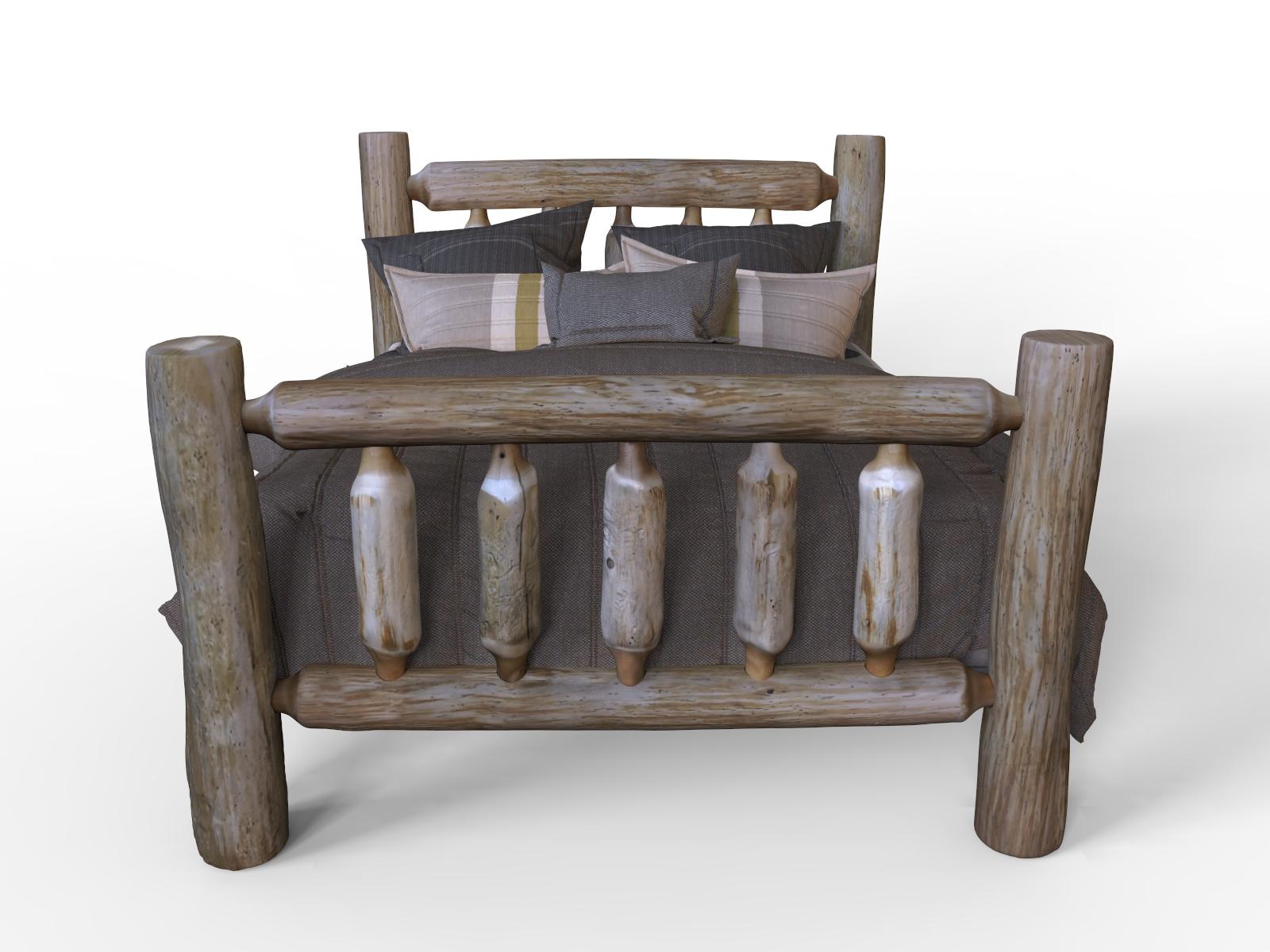 wood mill cedar log swings beds