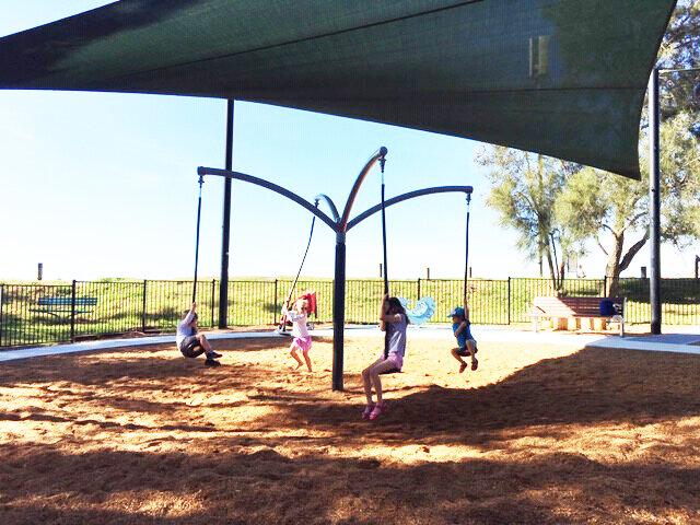 Tania Park Balgowlah Heights Playground - Photo Credit: @busycitykids