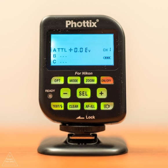 Phottix Odin Front View