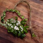 Natural Funeral Flowers Sustainable Wild Flower Wedding And Funeral Flowers By Briar Rose Design